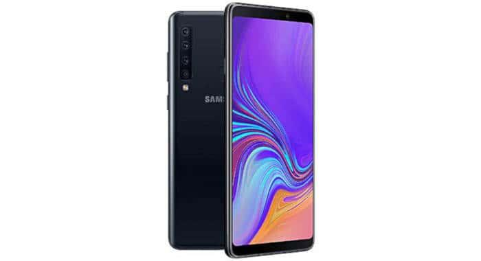 miglior smartphone Android economico Samsung Galaxy A9 2018