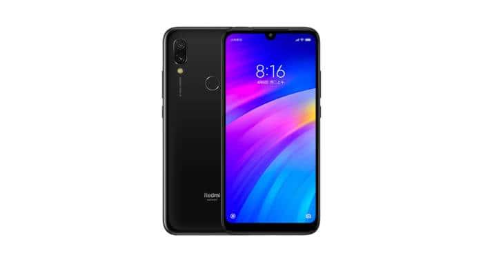 miglior smartphone Android economico Xiaomi Redmi 7