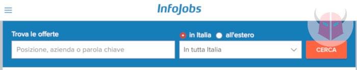come trovare lavoro InfoJobs