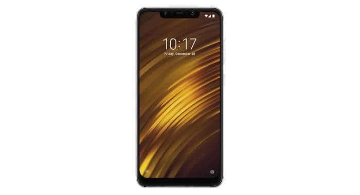 smartphone Xiaomi Poco F1