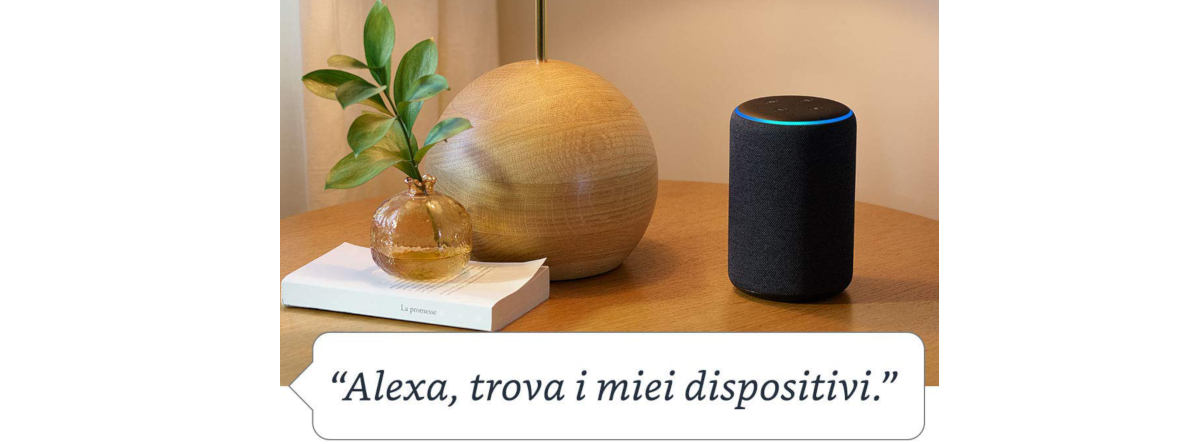 collegamento Amazon Echo