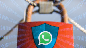 come mettere password WhatsApp