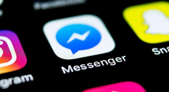come attivare modalità scura su Facebook Messenger