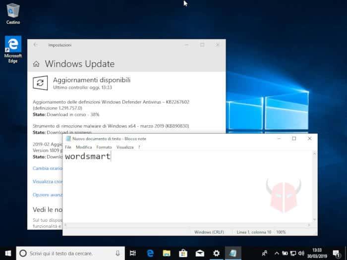 come fare installazione pulita Windows 10 aggiornamenti