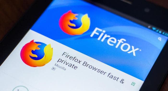 come funziona Firefox Send