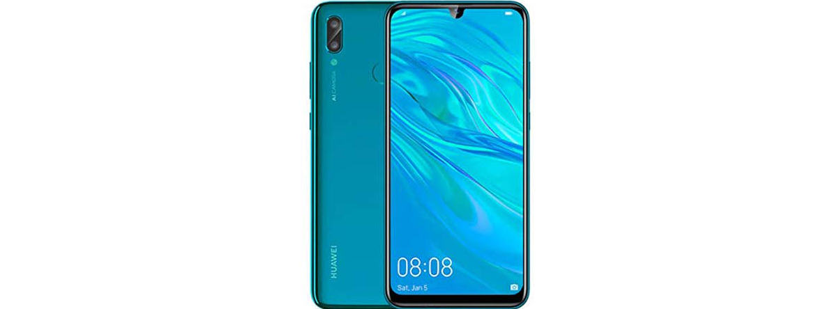 smartphone Android economico Huawei P Smart 2019