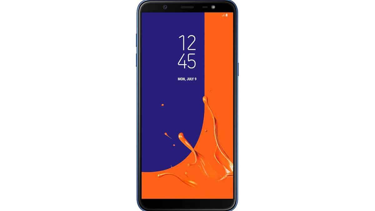 smartphone Samsung Galaxy J8 2018
