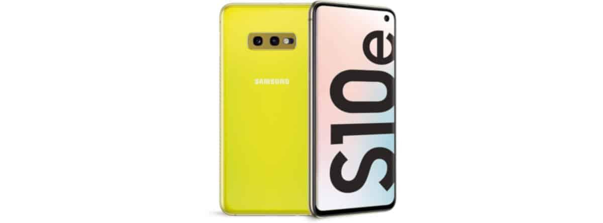 smartphone Android economico Samsung Galaxy S10e