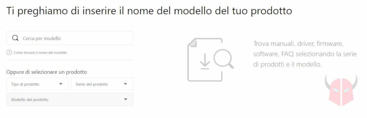 come attivare Bluetooth Windows 10 sito del produttore