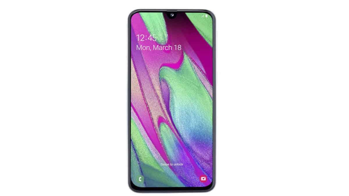miglior smartphone Samsung A40 2019