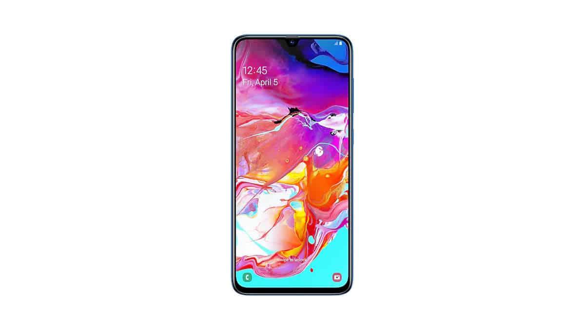 miglior smartphone Samsung A70 2019