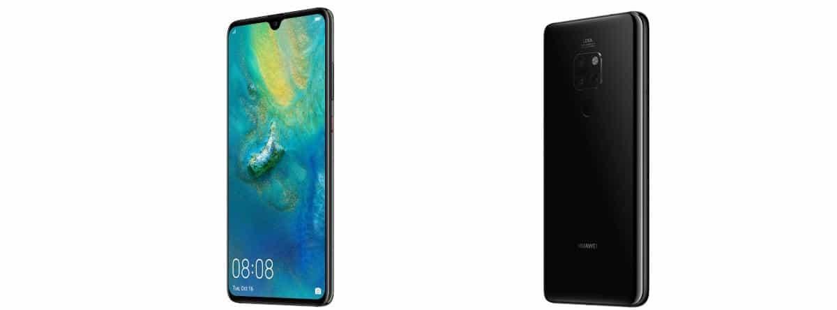 smartphone cinese Huawei Mate 20