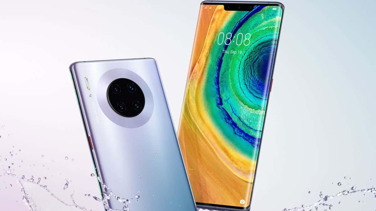 smartphone Huawei Mate 30