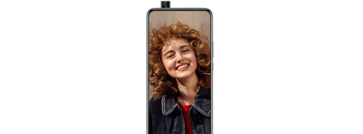 smartphone Huawei P Smart Z