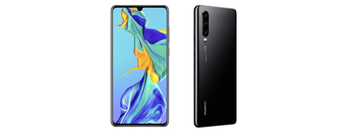 smartphone cinese Huawei P30