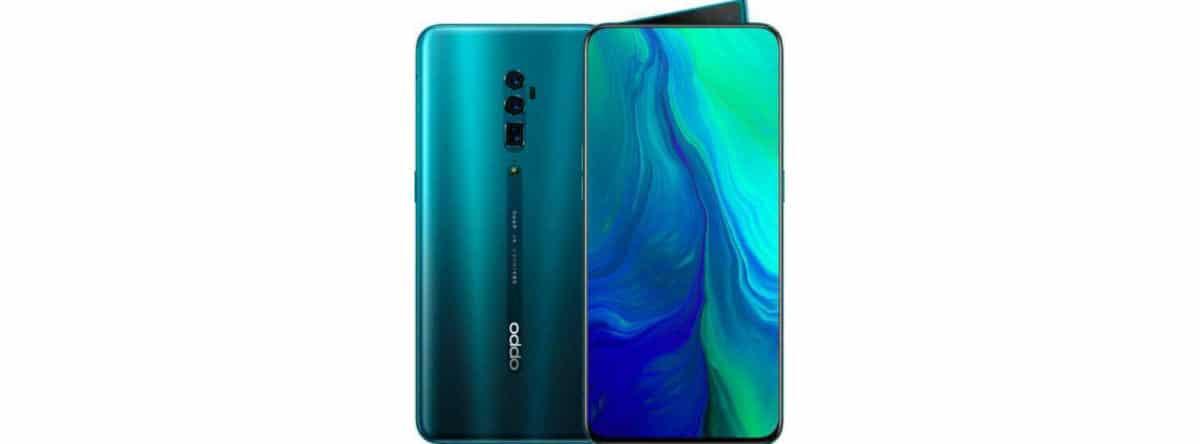 smartphone Android Oppo Reno 10x