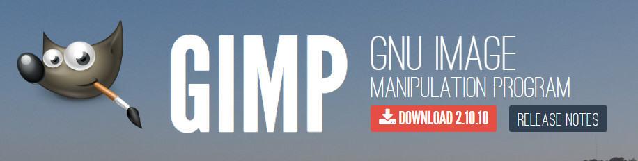 come creare un logo GIMP