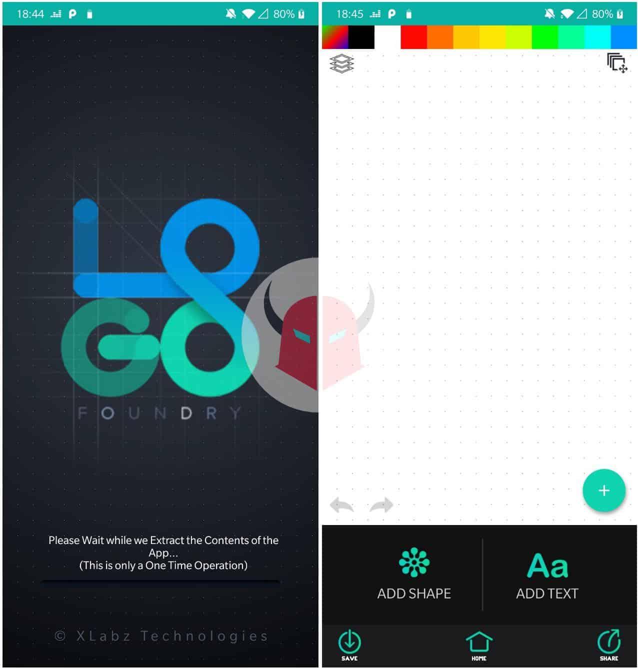 come creare un logo app Logo Maker e Logo Creator