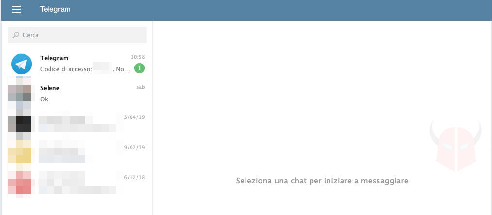 come installare Telegram su PC Telegram web
