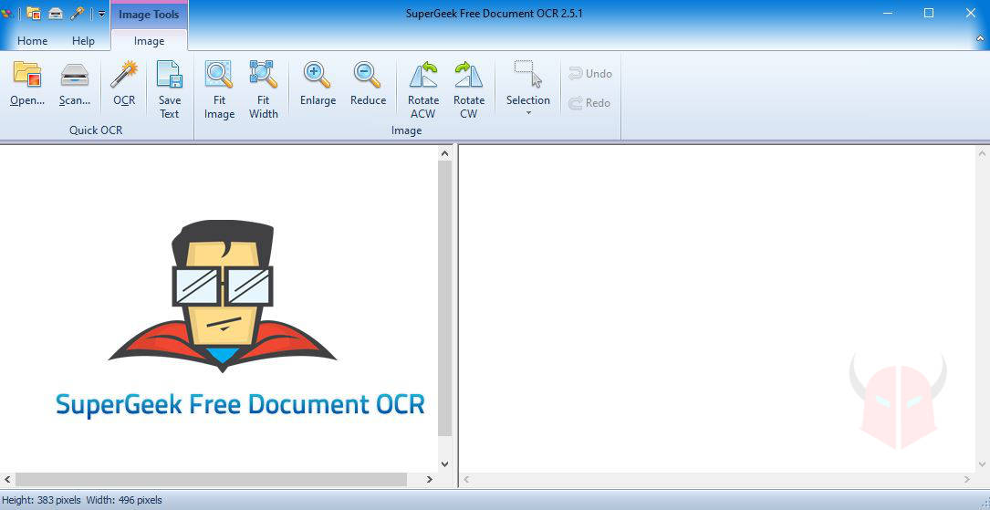 come modificare un file PDF SuperGeek Free Document OCR