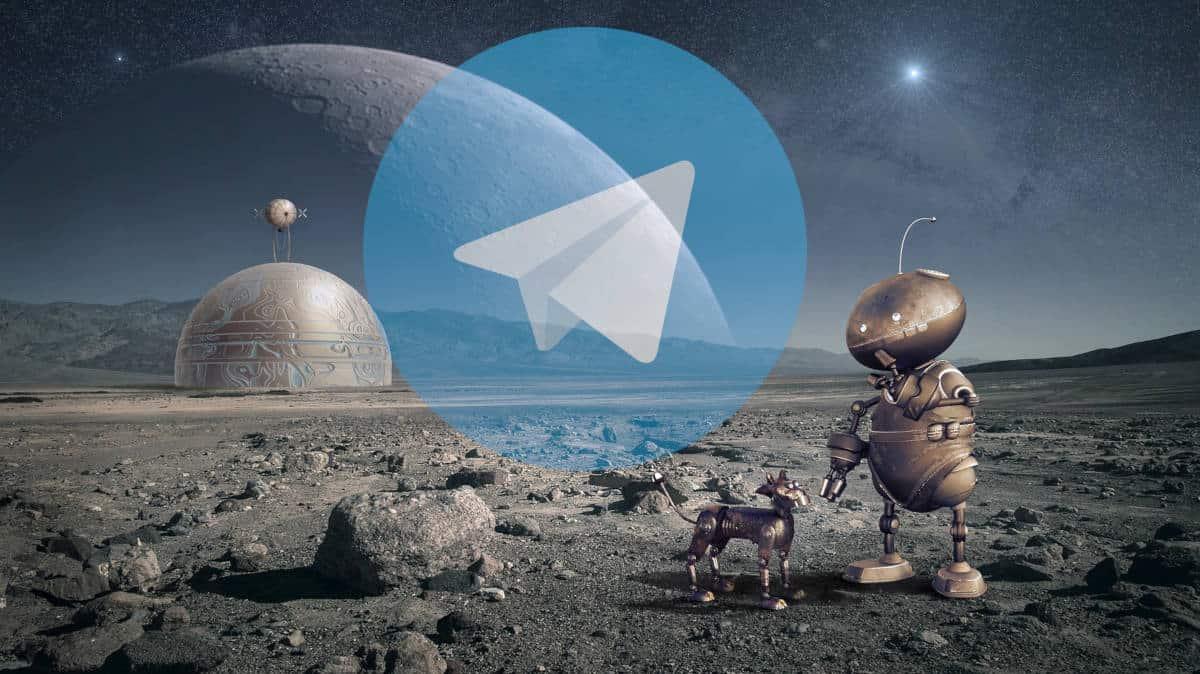 come non farsi vedere su Telegram bot
