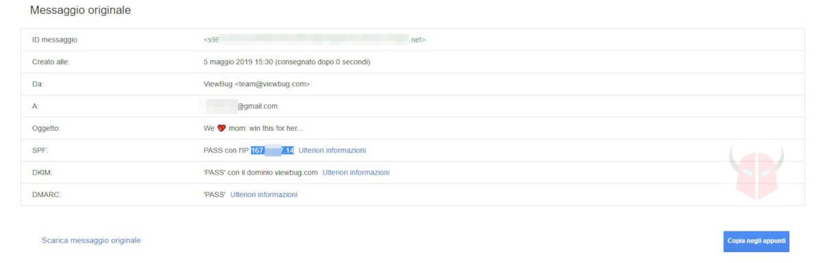 come non ricevere email capire se spam Gmail