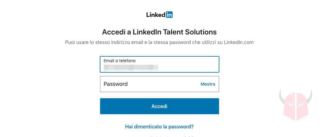 come usare LinkedIn per offrire lavoro