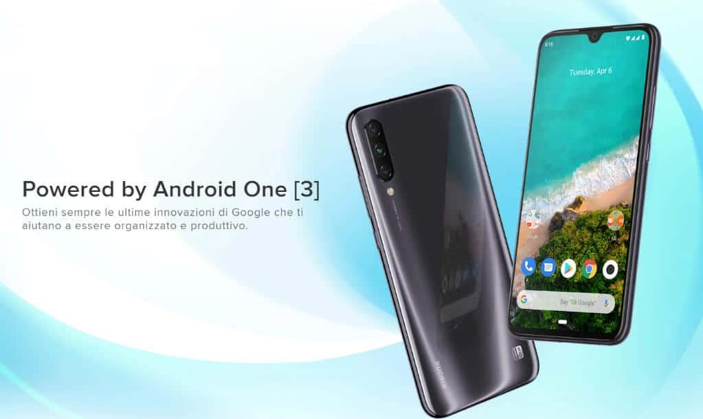 smartphone Xiaomi sistema operativo