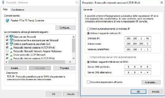 DNS probe finished no internet Windows
