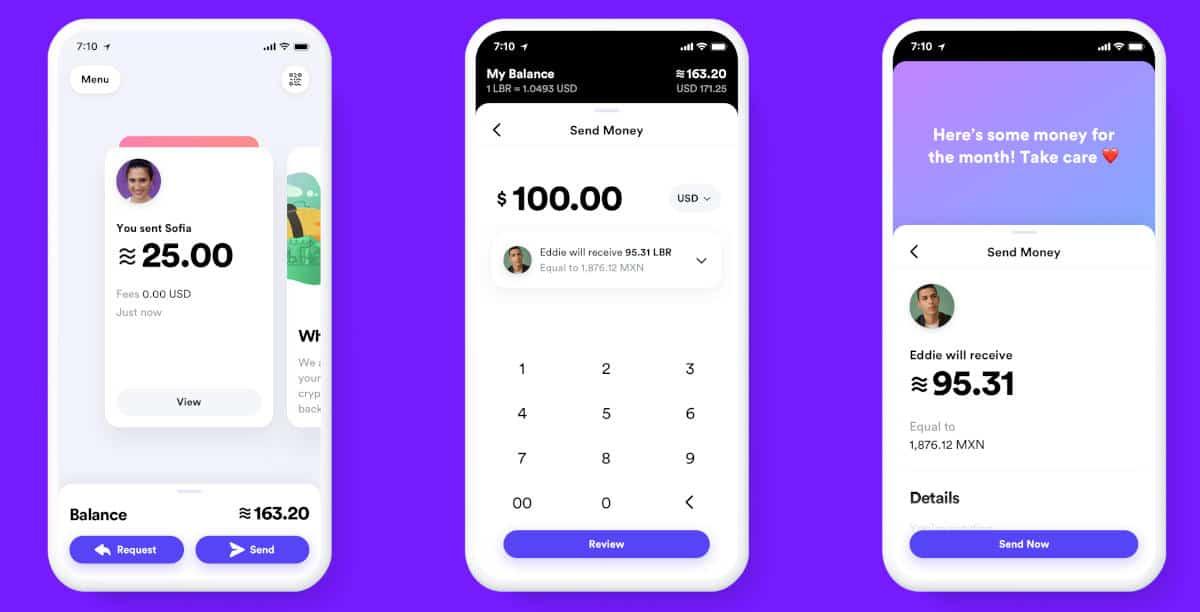 come comprare Facebook Libra acquisto tramite app Calibra