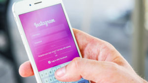 come mettere il testo su Instagram
