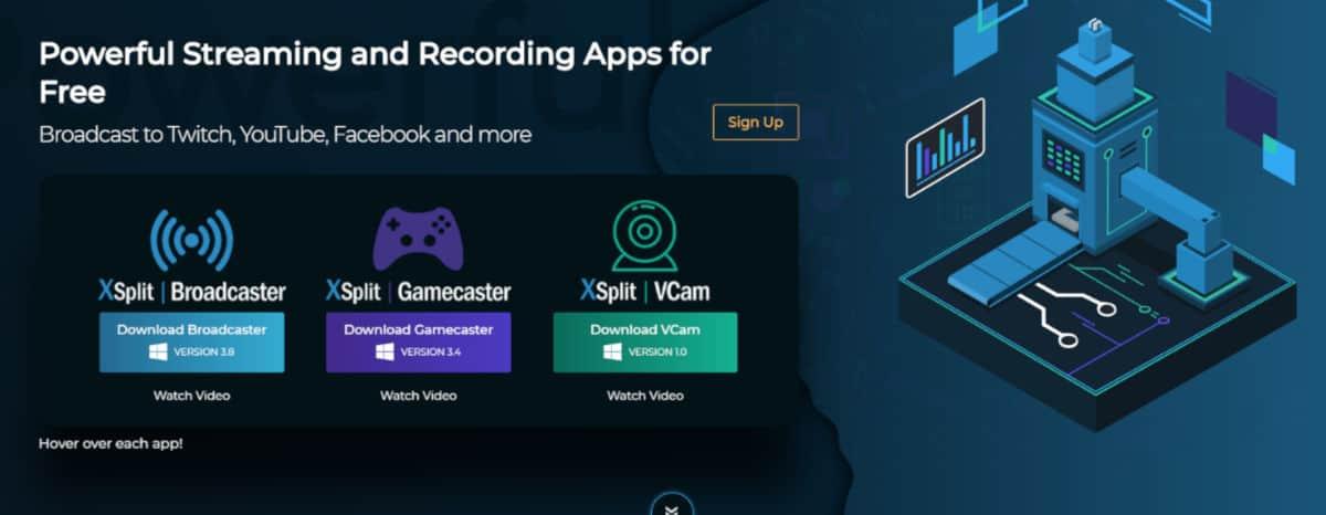 come streammare su Twitch programmi per la diretta