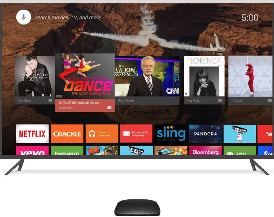 come vedere Sky su TV box Android cosa si può vedere