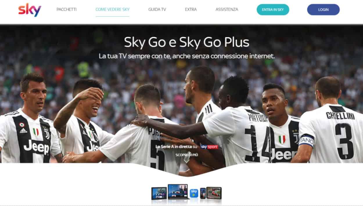 come vedere Sky su TV box Android senza decoder Sky Go
