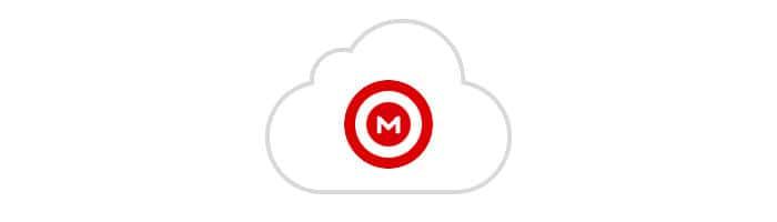 miglior cloud storage MEGA