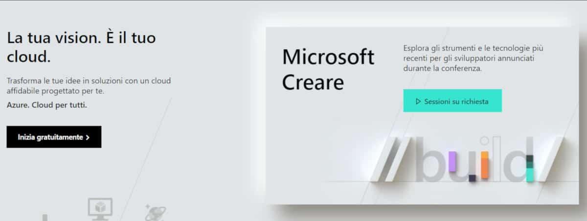 miglior cloud storage Microsoft Azure