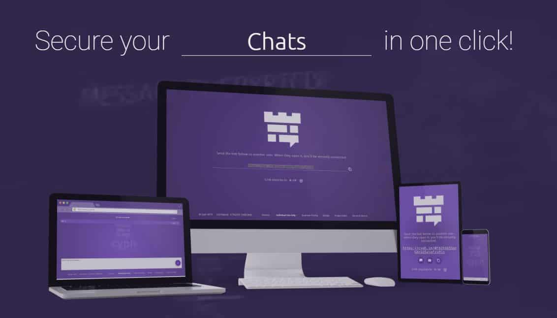 app per chat segrete Ciph