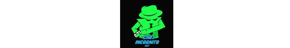 app per chat segrete bot per Telegram Chat Incognito