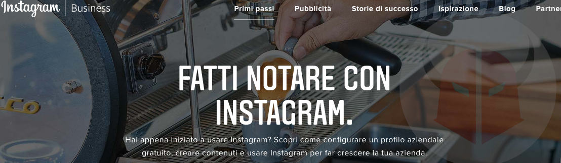come programmare post Instagram Business