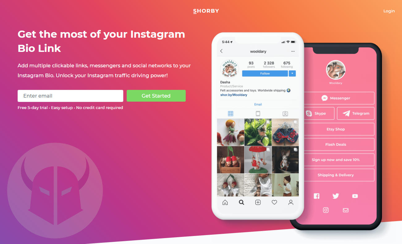 come programmare post Instagram Shorby