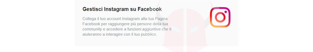 come programmare post Instagram da Facebook