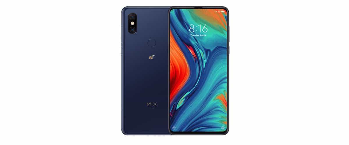 miglior smartphone 5G Xiaomi Mi Mix 3 5G