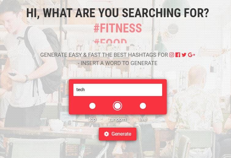 migliori app per hashtag Instagram tool All hashtag