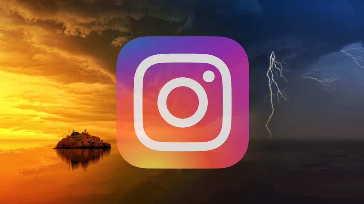 come mettere la temperatura su Instagram