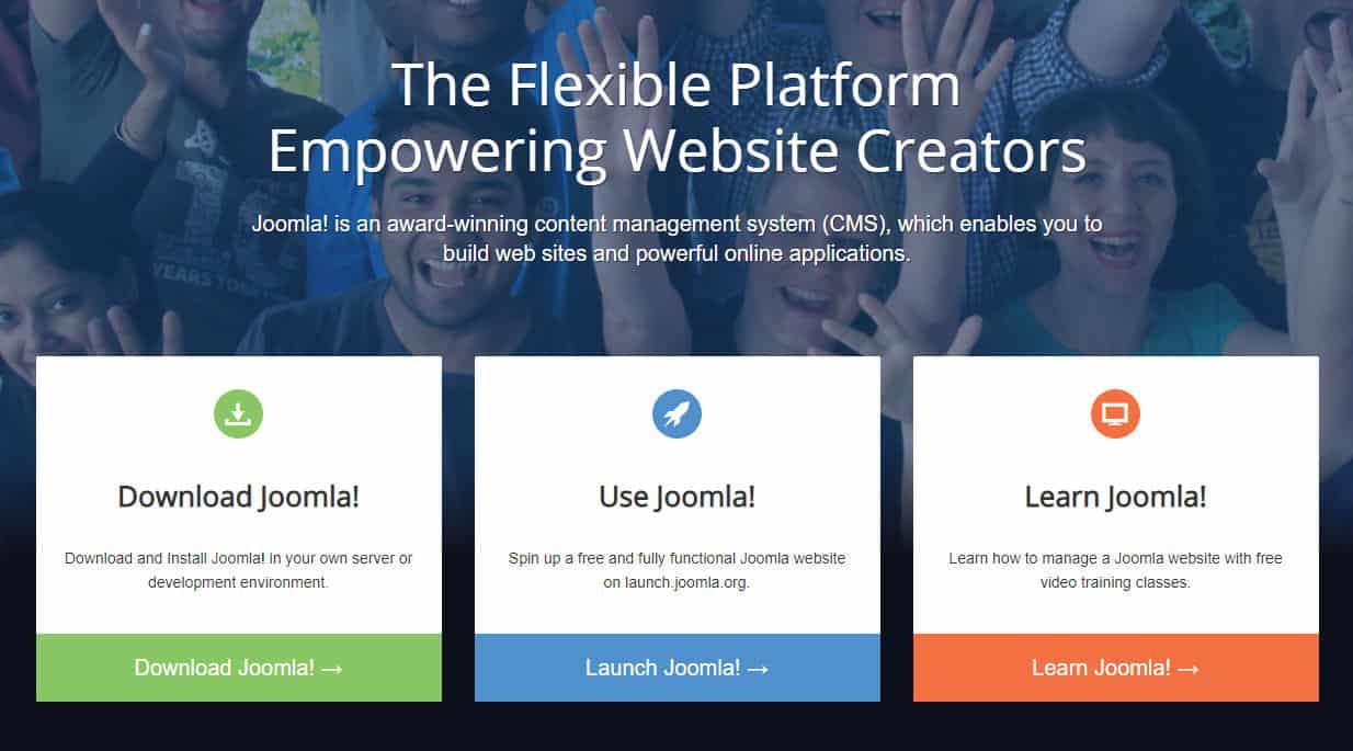 miglior hosting gratuito Joomla