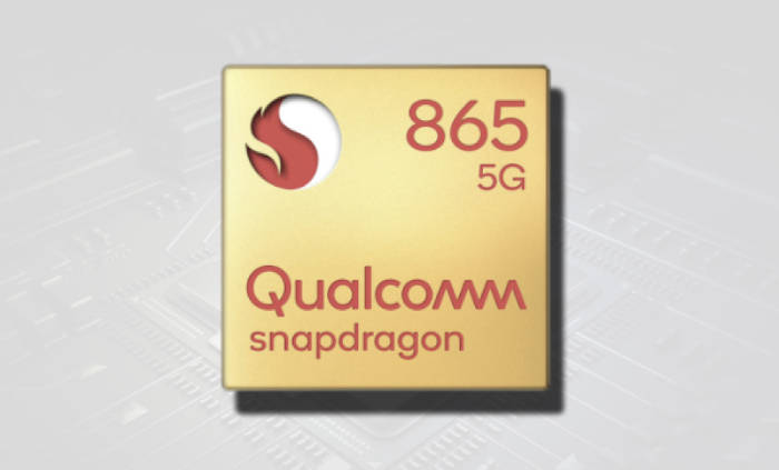 processore Qualcomm Snapdragon 865 5G