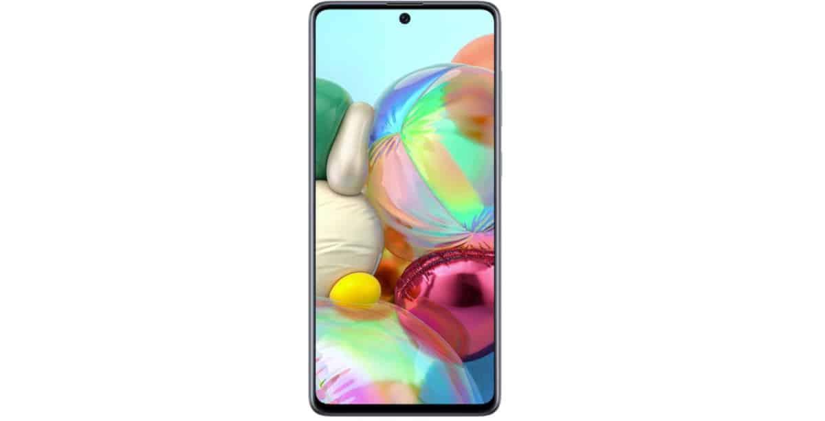 miglior smartphone Samsung Galaxy A71
