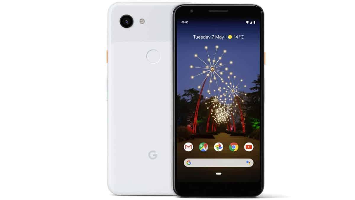 smartphone Android economico Google Pixel 3