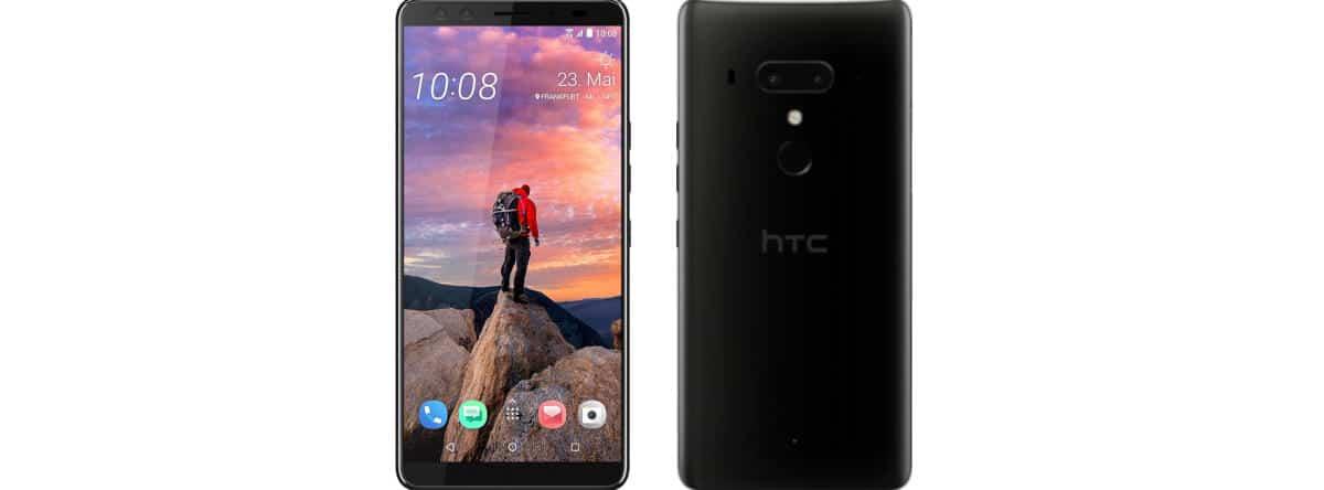 smartphone per fotocamera HTC U12 Plus