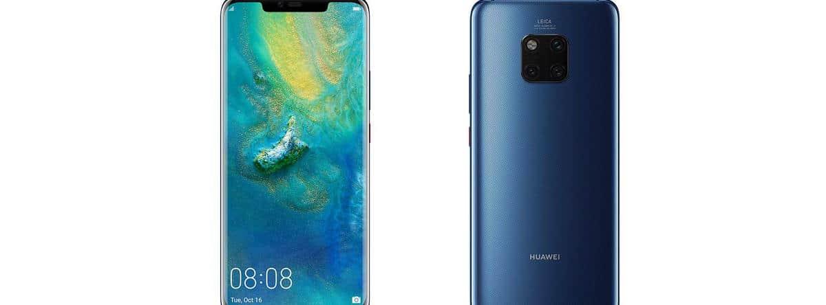 smartphone per fotocamera Huawei Mate 20 Pro